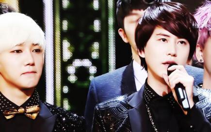 121228 KBS Gayo Daejun - Yesung & Kyuhyun
