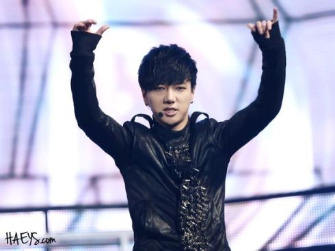 130131 Seoul Music Award - HAEYS- shadow